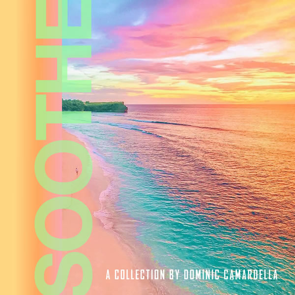 Soothe CD Cover - 4